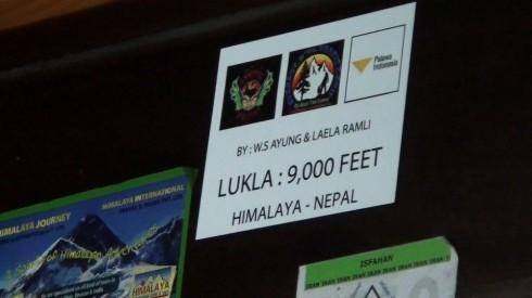 Lukla 9,000 ft 1