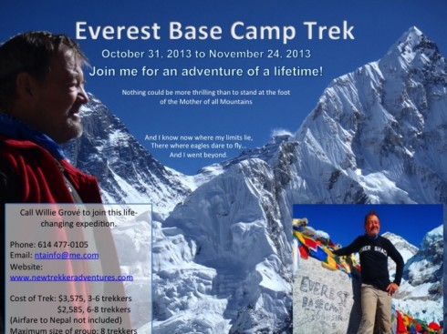 Everest 2013 Invitation