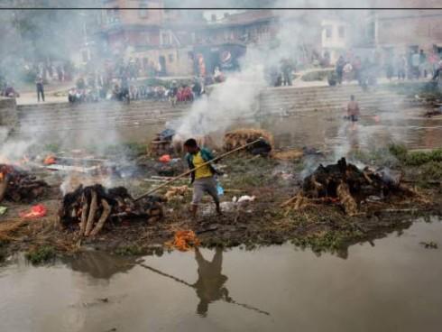 Nepal Earthquake Village