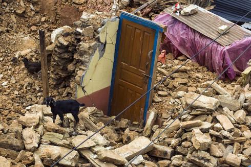 earthquake afected home 7