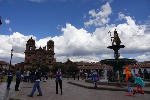Plaza de Armas with