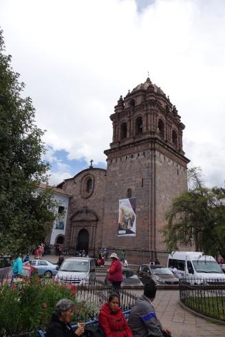 The Convent of Santa Domingo