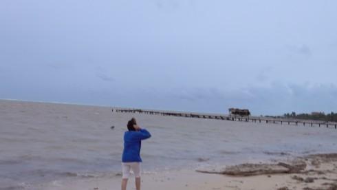 Capricorn's dock severely damaged...